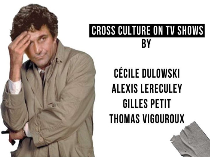 Cross CultureTV Shows<br />Cécile Dulowski<br />Alexis Lereculey<br />Gilles Petit<br />Thomas Vigouroux<br />