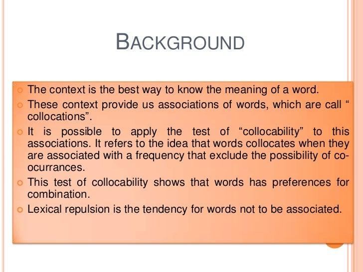 Corpus linguistics and multi-word units Slide 2
