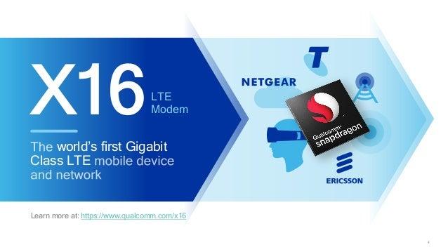 Driving the Gigabit LTE Evolution