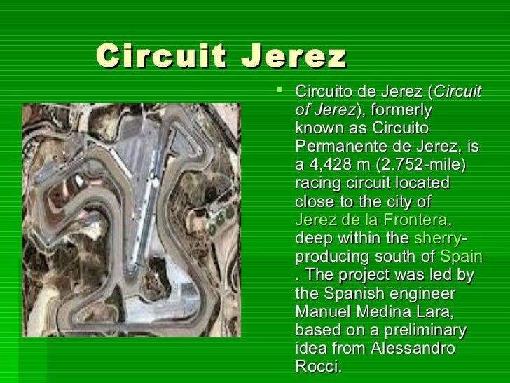 Circuit Cataluña           The Circuit de            Catalunya ,also known            as Circuit de            Barcelona)...