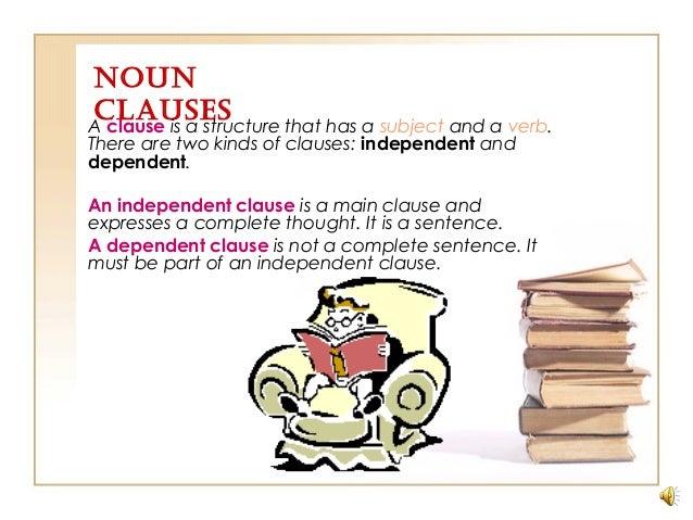 Power Point Noun Clause  U0026 Phrase