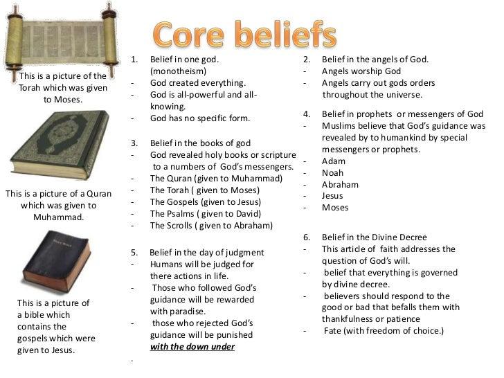 Power point on islam seven characteristics