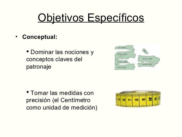Objetivos Específicos• Procedimental:     Dibujar con exactitud las líneas    auxiliares y básicas.     Realizar patrone...