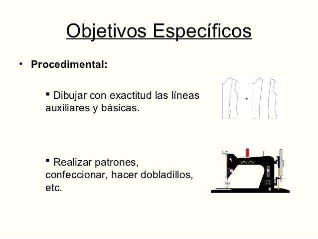 Objetivos Específicos• Actitudinal:      Observar para evitar errores     de interpretación      Asumir la importancia d...