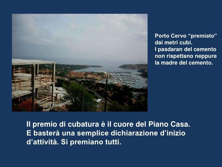 Power point piano casa 1 for Premiato piano casa artigiano