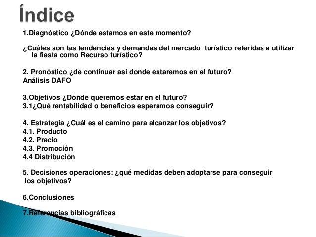Plan de marketing Las Fallas de Valencia  Slide 2