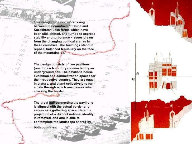 Portfolio - Architectural - Student Works