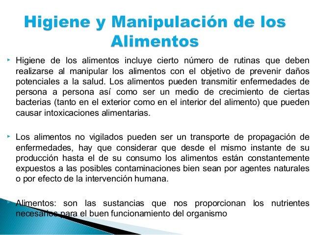 Power point practica docente juana payano for Higiene y manipulacion de alimentos pdf