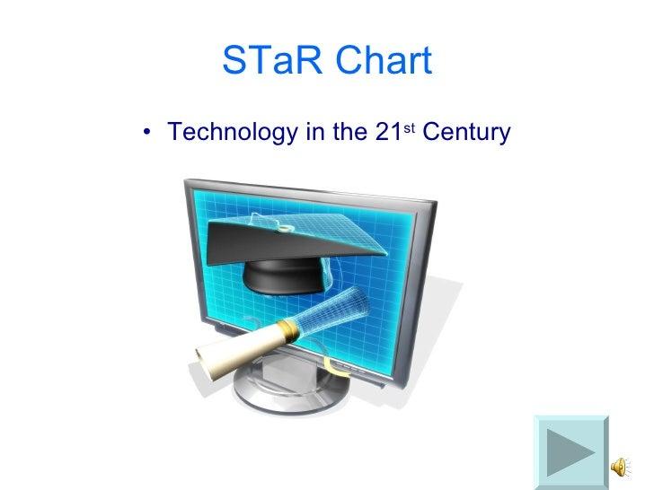 STaR Chart <ul><li>Technology in the 21 st  Century </li></ul>