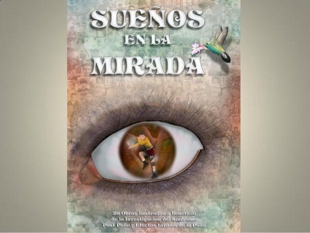 """Presentación del libro """"Sueños en la mirada"""" Slide 2"""