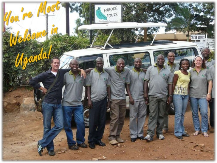 You're Most Welcome in Uganda!<br />