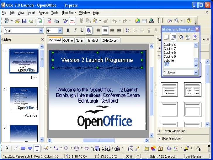 Download apache openoffice v4. 1. 5 (open source) afterdawn.
