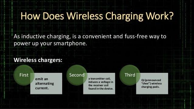 wireless charging for mobile phones. Black Bedroom Furniture Sets. Home Design Ideas