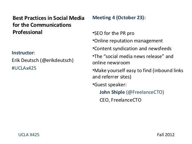 Seo goals & objectives 2 quarter 2012.