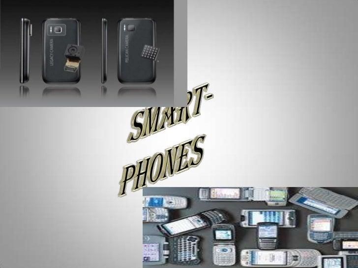 Smart-phones<br />