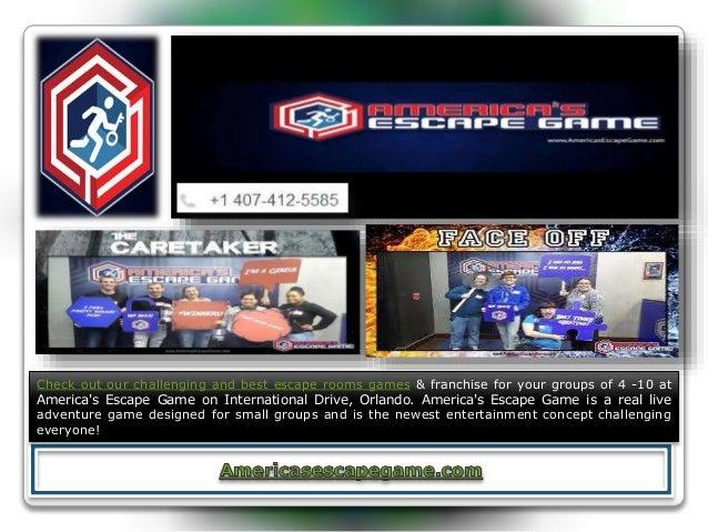 Build An Escape Room Game Live