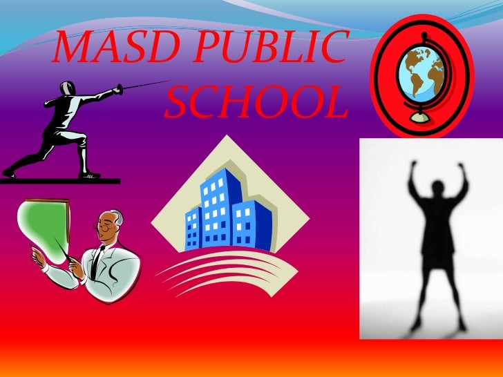 MASD PUBLIC    SCHOOL