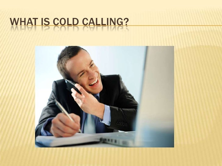 Powerpoint Presentation Cold Calling Slide 3