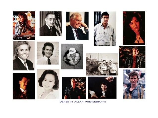 Powerpoint presentation Derek M Allan Photography
