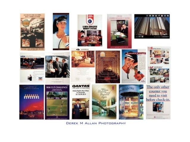 Powerpoint presentation Derek M Allan Photography Slide 2