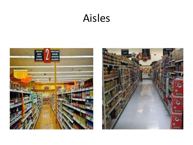 Power point presentation (grocery store) Slide 2