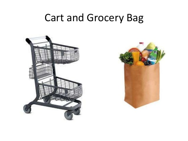 Power point presentation (grocery store) Slide 3