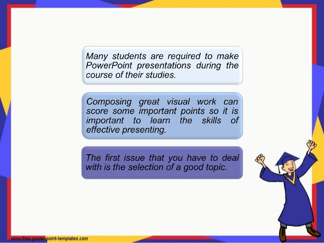 college powerpoint presentations Creative college topics for presentation (ppt) we have compiled a list of topics that we think can suite your college presentations why capitalism is failing.