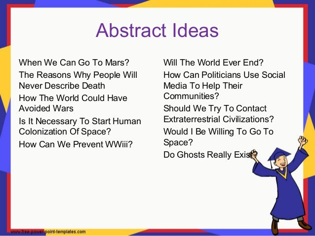 Power Point Presentation Ideas For College Assignments