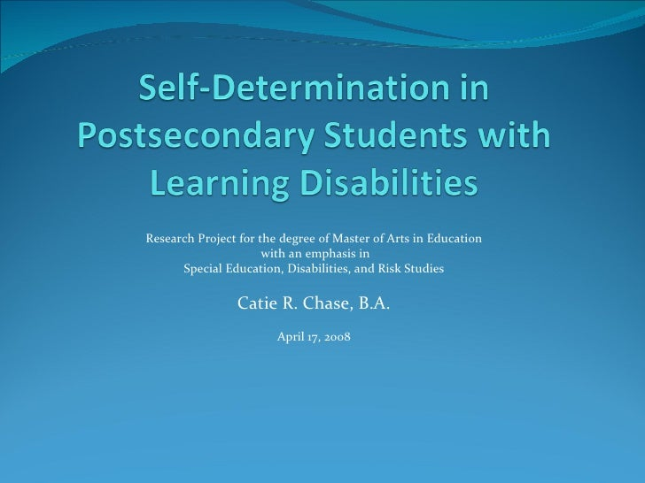 Dissertation Research in Education: Dissertations (Examples)