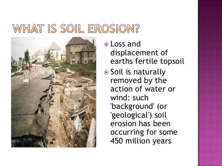 Powerpoint presentation of jelmarie for What is soil
