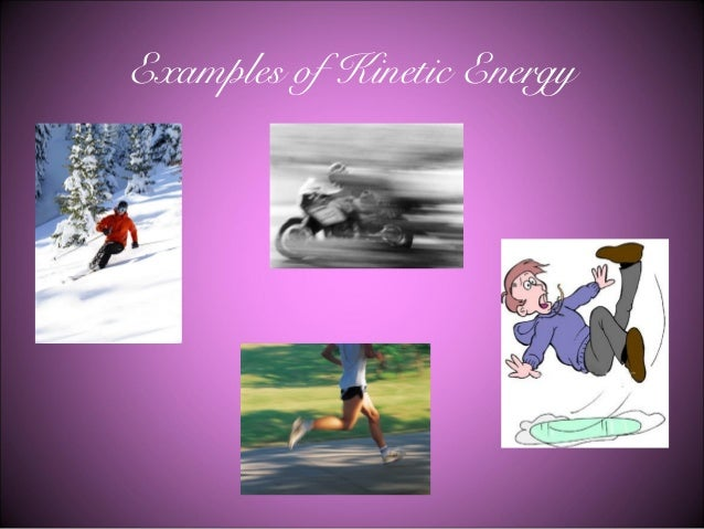 Power point presentation on kinetic energy and potential energy