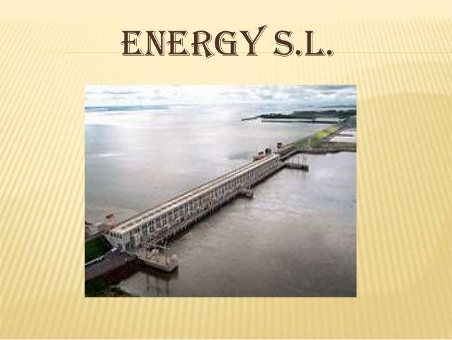 ENERGY S.L.