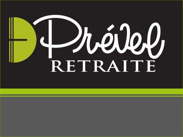 La grande expertise du Groupe Prével en tant que développeur et constructeur permetaujourd'hui à Prével Retraite d'offrir ...