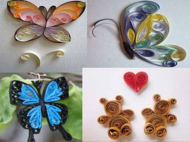 Items Needed For Paper Quilling