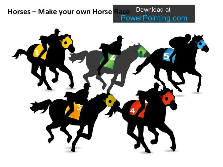Red running race horse vector logo design template royalty free.
