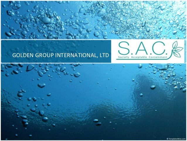 GOLDEN GROUP INTERNATIONAL, LTD