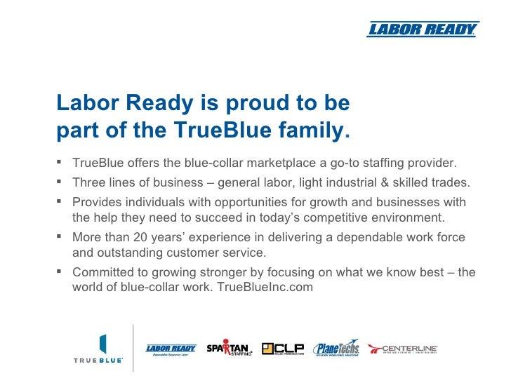 labor ready company