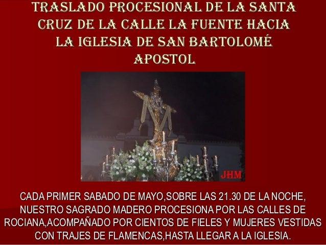 MOMENTOS PRELIMINARES DE LA PROCESION PRINCIPAL DE LA MAÑANA,CARGADOS DE EMOCION Y VIVAS A LA SANTA CRUZ DE LA CALLE LA FU...