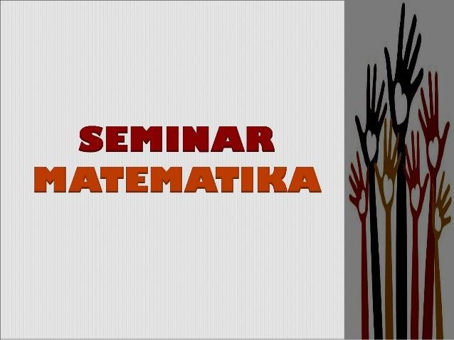 OLEH....... Nama: Marina Zahara NIM : 06091408042 Prodi : Pendidikan Matematika