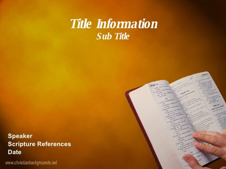 sermon templates
