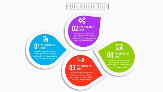 powerpoint slides modern business infographic design vol 2