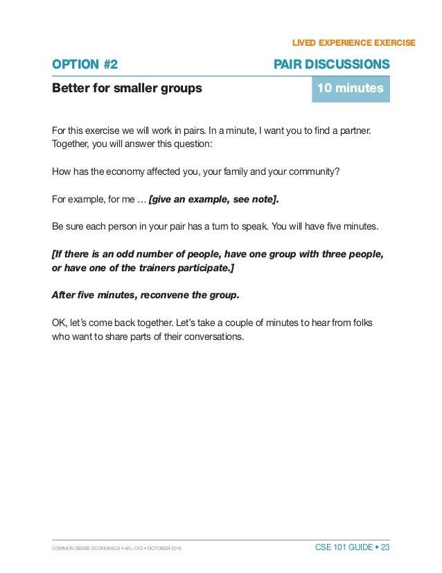 Powerpoint Slide Talking Points