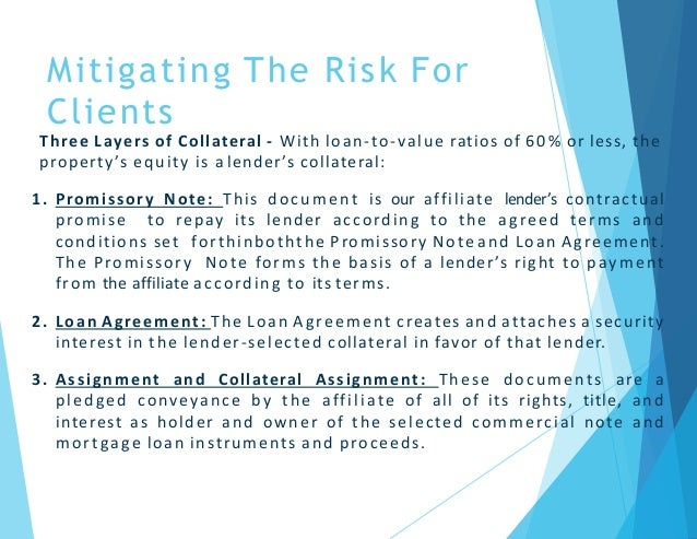 The Power Of First Position Commercial Mortgages