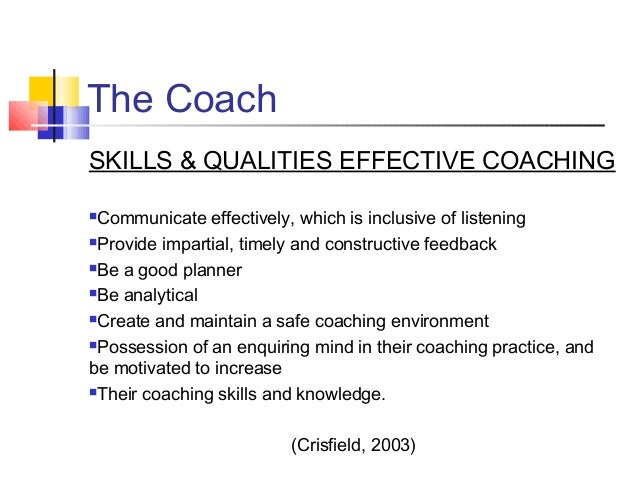 Mentoring and coaching: feedback for better teaching ppt download.
