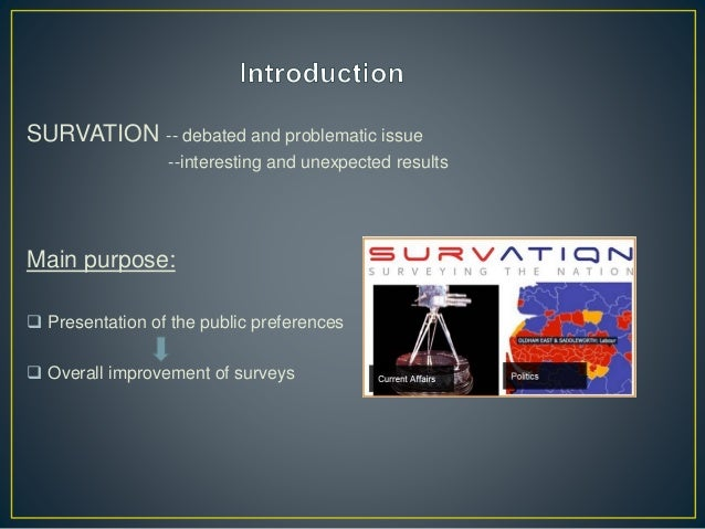 """What do students in Thessaloniki think about surveys - """"Survation"""" Slide 2"""
