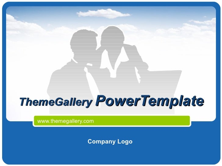 ThemeGallery PowerTemplate  www.themegallery.com                   Company Logo