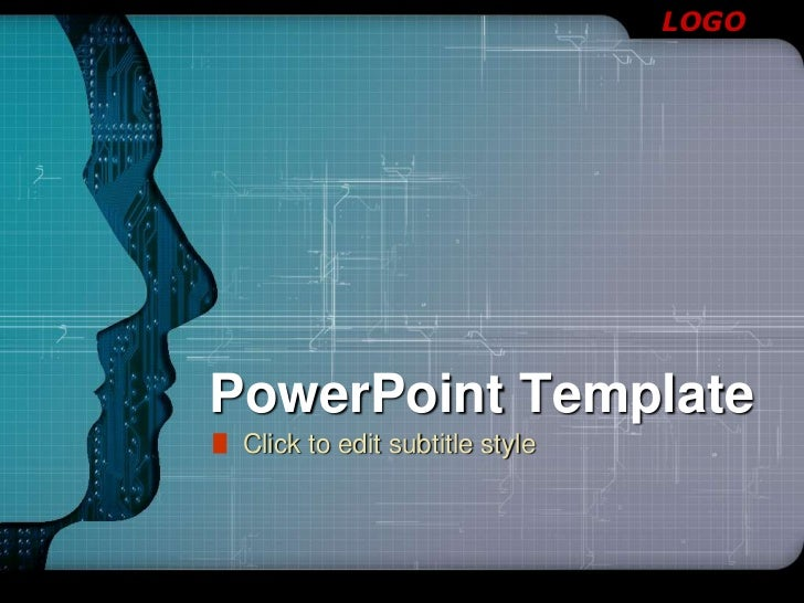 PowerPoint Template<br />Click to edit subtitle style<br />