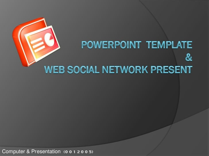Computer & Presentation (0 0 1 2 0 0 5)