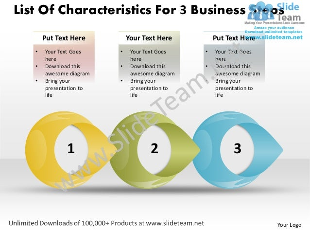 Powerpoint Templates Free Download Steps How To Write Up Business Plan - Business plans free templates
