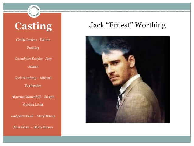 SparkNotes: The Importance of Being Earnest: Gwendolen Fairfax